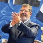 Mursi elected as Egypt's President