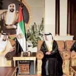 Sheikh Khalifa receives new Ambassadors