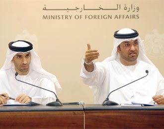 UAE to play major role at Rio+20