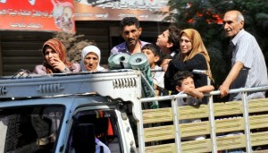 200,000 flee Aleppo as Syria battle rages: UN