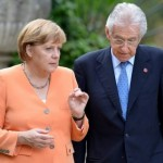 Germany, Italy vow to protect Eurozone
