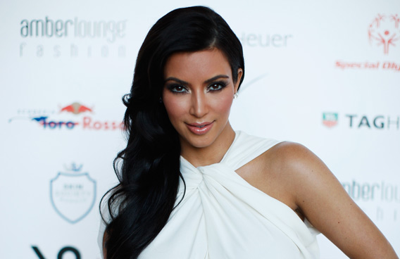 Kim Kardashian plans out wedding