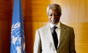 Annan quits as Syria violence rages