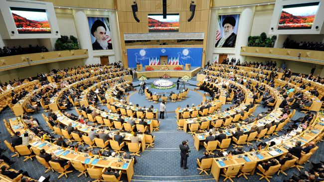 NAM Summit Kicks off in Tehran