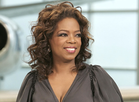 Oprah Voted as Highest Paid Celebrity