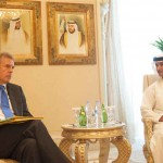 National Security Advisers of UK and UAE meet