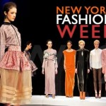 New York fashion Week Begins with a Bang