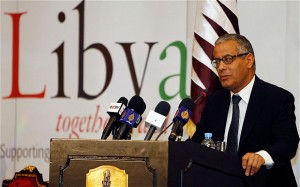 Ali Zeidan Elected as Libyan PM