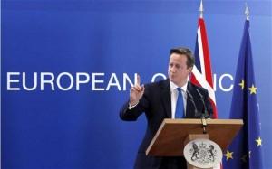 Cameron Threatens to Veto EU Budget