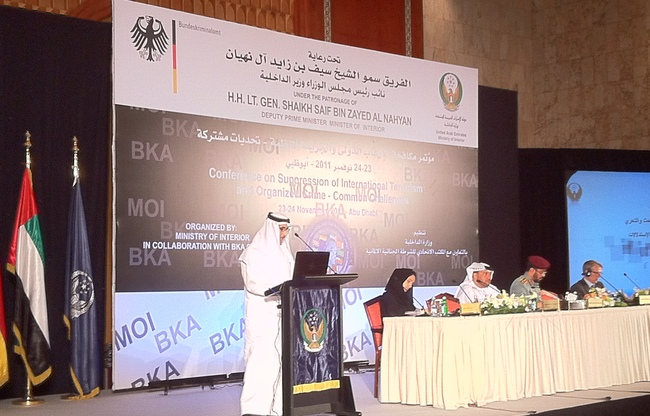 Regional Anti-Terrorism Conference Commences