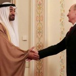 UAE, Russia Discuss Ways to Boost Ties