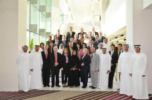 Lubna Receives Houston Mayor and US Trade Delegation