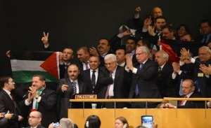 Palestinians win UN State Recognition
