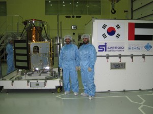 DubaiSat-2 Set to be Launched in Mid-2013