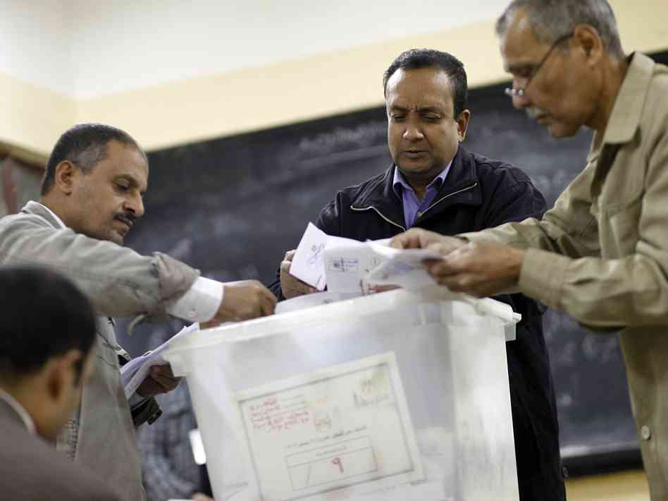 Egypt Constitution Approved in Vote