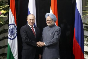 India, Russia Sign New Defence Deals