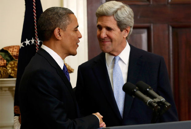 Kerry Succeeds Clinton as US Secretary of State