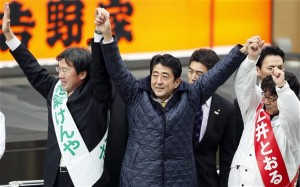 LDP Wins Japan's General Election by a Landslide