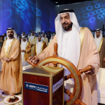 President Officially Launches Khalifa Port
