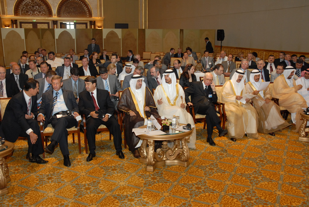 Russia-GCC Business Forum Kicks Off in Sharjah