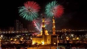 Sharjah Water Festival Attracts Huge Crowds
