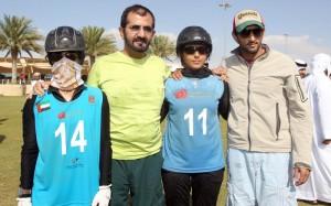 Sheikh Mohammed Attends Ladies Endurance Challenge