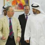 Sheikh Mohammed bin Zayed Meets Senior British Defense Official