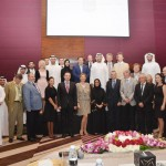 Sheikha Lubna & Russian Officials Discuss Trade Relations