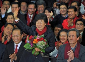 South Korea Elects First Woman President