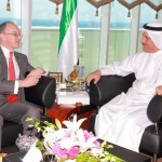 UAE-UK Discuss Ways to Boost Economic Ties