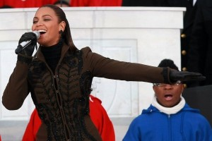 Beyonce to Sing Anthem on Obama's Oath Day