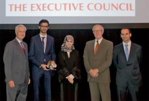 Dubai Government bags International Award