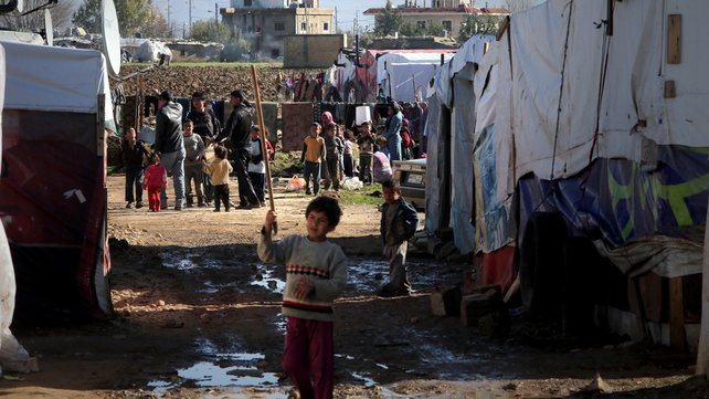 Number of Syrian Refugees Tops 700,000