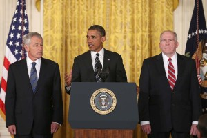 Obama Nominate Hagel, Brennan for Top Security Posts