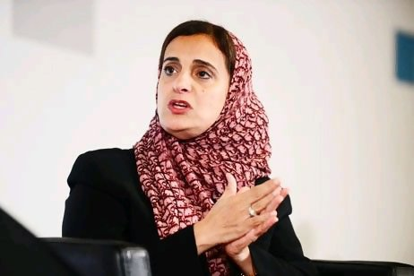 Sheikha Lubna Attends Partnership Summit 2013