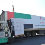 UAE Dispatches 158 Tonnes of Food Aid to Syrian Refugees