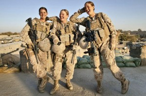 US to Lift Ban on Women in Combat