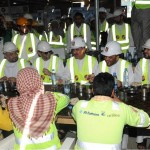 Workers in UAE Honoured