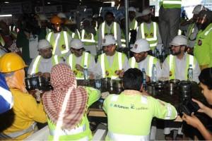 Workers in UAE Honoured