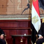 Ahmadinejad Meets Morsi in Landmark Visit