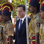 Cameron Visits India to Boost Trade Ties