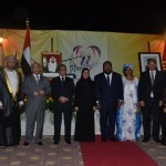 Diplomatic Reception by Embassy of Republic of Angola- Abu Dhabi