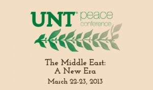 Middle East Peace Conference on March 22