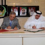 Sheikh Saif Signs Security Accord with Algeria