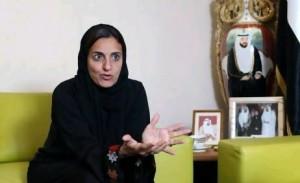 Sheikha Lubna Al Qasimi Meets UNHCR