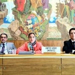 Sheikha Lubna chairs 1st Meeting of WTO's National Committee