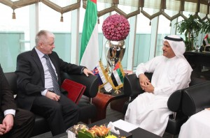 UAE-Slovak Economic Relations to Receive Boost