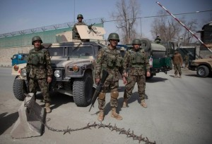 US-Afghans Reach Deal on Wardak Pullout
