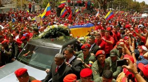 World Leaders Gather for Chavez Funeral