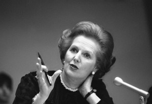 Former British PM Margaret Thatcher Passes Away
